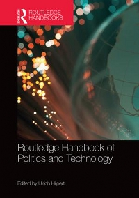Handbook on Politics and Technology